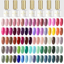 BORN PRETTY Spring UV Gel Polish Soak Off Nail Art Topcoat Base Coat Gel Varnish