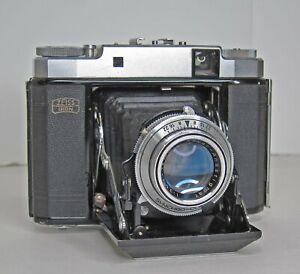 Zeiss Ikon Super Ikonta 6x6 with 75mm f3.5 Novar - Anastigmat Lens Germany