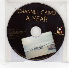 (FV754) Channel Cairo, A Year - 2012 DJ CD