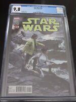 Star Wars #33 Salvador Larroca & Mike Mayhew CGC 9.8