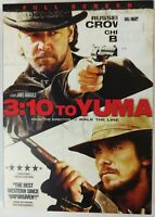 3:10 to Yuma (DVD, 2007, Full Screen) Russell Crowe, Christian Bale, Ben Foster