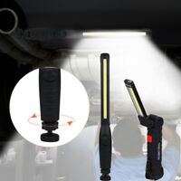 Flexible COB LED Magnetic Rechargeable Torch Inspection Lamp Cordless Work Light