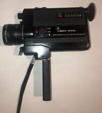 Canon 310XL Super 8MM Movie Camera VINTAGE Tested - Working RARE