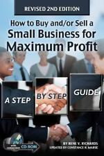 How to Buy and/or Sell a Small Business for Maximum Profit: A-ExLibrary