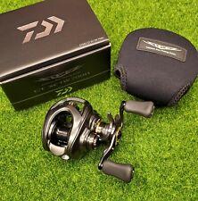 Daiwa Steez CT SV 700H 6.3:1 Right Hand Compact Baitcast Reel - STZCTSV700H