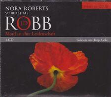 Hörbuch Mord war Ihre Leidenschaft Nora Roberts schreibt als J. D. Robb (OVP)