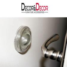 Wall Protector Door Handle Stop Rubber, Stopper Bumper Door Guard