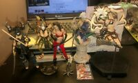 McFarlane Toys Spawn Lot Tiffany Lotus Warrior Biker Chick More Complete Figures