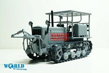 DT 57 (1958) Tractor for mountain areas Scale 1:43 Hachette Diecast model