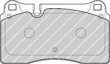 Ferodo FDB1877 Brake Pad Set Front Axle Premier Car Replaces 8J0 698 151 K