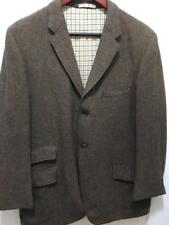 Vintage Meyers Multi Color Red Tweed Mens Sport Coat Size 42R Two Button