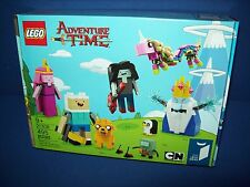 LEGO Ideas 21308 CUUSOO #016 ADVENTURE TIME  495 pcs sealed