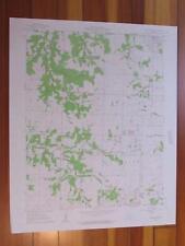 New listing Jerico Springs Missouri 1963 Original Vintage Usgs Topo Map