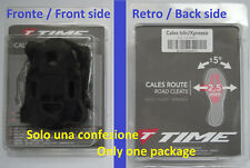 Time - Couple Cleats Original Iclic , 2 and Xpresso + Accessories -new