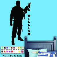 Multiple Colors /& Sizes Soldier Marine Army Wounded Decal Sticker ebn3070