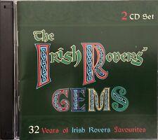 The Irish Rovers' Gems, CD, 1996, 32 Years of Irish Rovers Favorites, New, 2 CDs