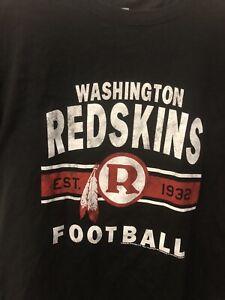 Washington Redskins Football Team Womans T-shirt 2xl Junk Food