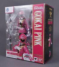 Gokaiger SH Figuarts GOKAI PINK FIGURE COMPLETE Bandai S.H.