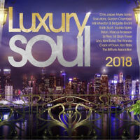 Various Artists : Luxury Soul 2018 CD Box Set 3 discs (2018) ***NEW***