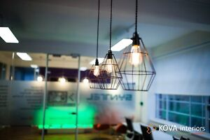 Glass Wall by KOVA Partitions (with installation)