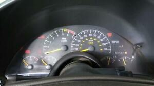 93-02 Pontiac Firebird Formula Speedometer Cluster 133K