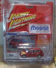 Johnny Lightning Mopar No Car 02 PT Cruiser WHITE LIGHTNING Super RARE