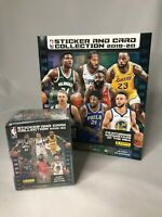 🔥2019-20 Panini NBA Sticker & Card Collection (50 Pk.) Sealed Box w. 1 Album🔥