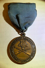 BSA Bronze Captain George Bucklin Marksmanships Award 1920s Very Rare