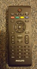 PHILIPS 8211 2486 2601 original remote control for DVB-T receiver. Used.