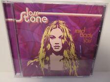 JOSS STONE ~ MIND BODY & SOUL ~ 2004 EMI ~ MINT ~ LIKE NEW CD