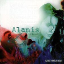 Jagged Little Pill by Alanis Morissette (CD, Jun-1995, Maverick/Reprise)