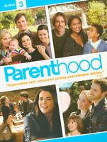 PARENTHOOD - SEASON 3 (BOXSET) (DVD)