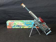 X-Ray Gun Tin Litho Battery-Operated With Box TN Japan