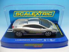 Scalextric C2936 Lamborghini Gallardo Scalextric Club Car