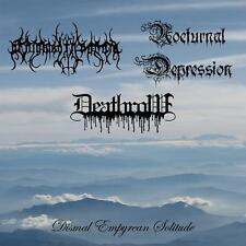 Benighted In Sodom/Nocturnal Depression/Deathrow - Dysmal Empyrean Solitude CD