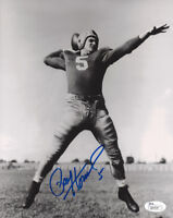 PACKERS Paul Hornung signed 8x10 photo JSA COA AUTO Autographed Green Bay