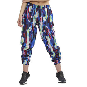 Craft Running Trousers Asome Wind Ladies Multicoloured