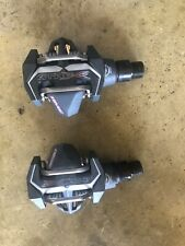 TIME Attac XS MTB BICYCLE GRAY CLIPLESS PEDALS