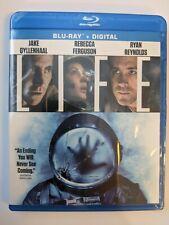 Life (Blu-ray) -- Ryan Reynolds -- Jake Gyllenhaal -- Science Fiction -- NEW