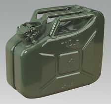 Sealey Tools JC10G Jerry Can 10ltr - Green