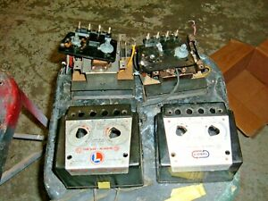 TWO LIONEL 1044 TRANSFORMERS FOR PARTS ONLY