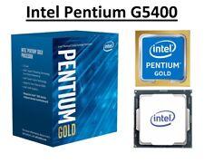 Intel Pentium G5400 SR3X9 Dual Core Processor 3.7 GHz, Socket LGA1151, 58W CPU