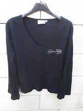 T-shirt EDEN PARK for Her femme noir manches longues taille 3