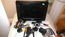 "Swann 8"" Security CCTV Color Monitor  8""  LCD display With 2 Color Cameras"