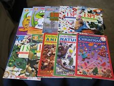 Lot of 10 Children's Books Early Readers by Scholastic LEVEL 1