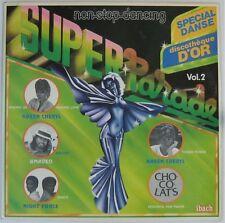 Karen Cheryl 33 tours compilation 1980