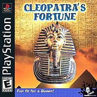 Cleopatra's Fortune (PS1, PlayStation 1) Disc Only Tested Fast Free Shipping!