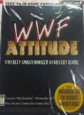 Brand New Wwf Attitude Strategy Guide