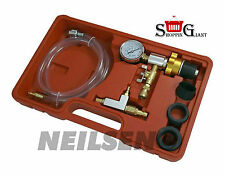 Cooling System Vacuum Purge And Refill Kit Neilsen Tool Air Operated Kits CT3373