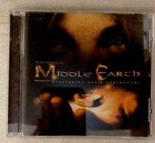 Music Inspired by Middle-Earth Orchestra featuring David Arkenstone CD 2001